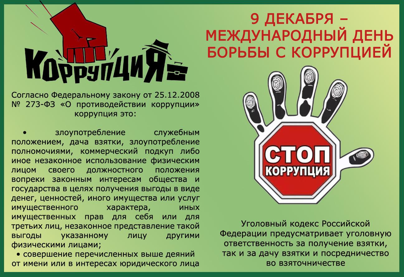 сообщайте о коррупции картинки фотографий