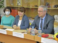 В Твери состоялся круглый стол для школьников «Шаги в профессию»